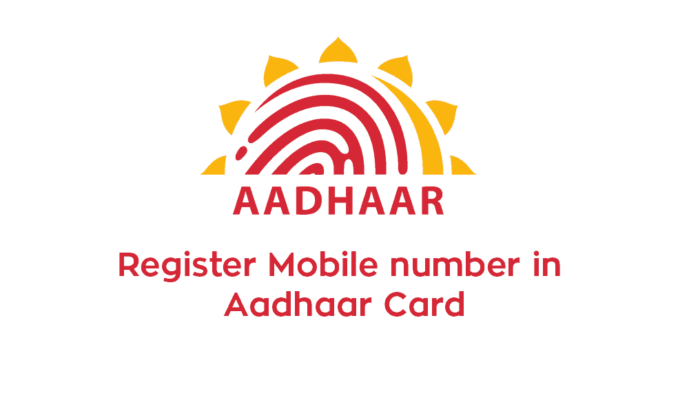 How to link Aadhaar with mobile number online
