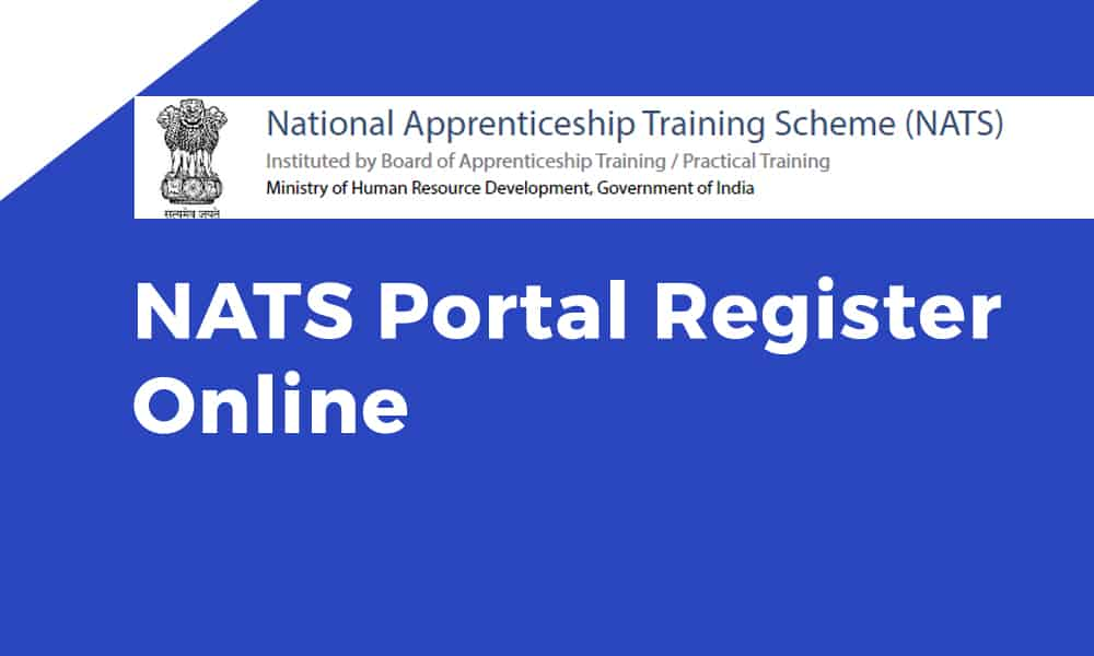NATS Portal Register and Sign In Online
