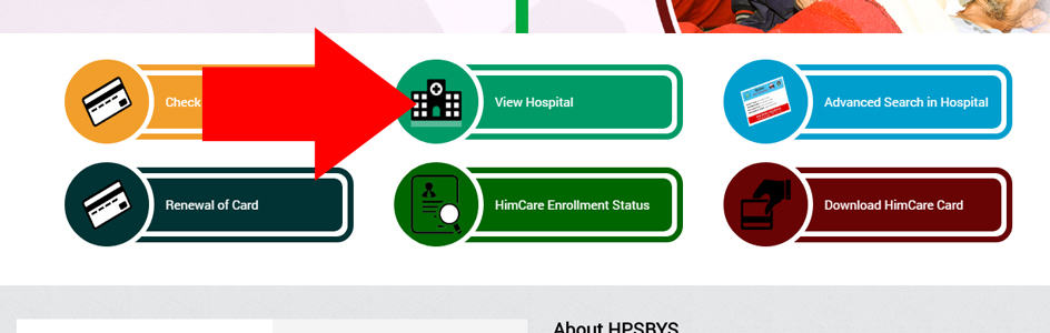 Check Himcare Health Care Hospitals List